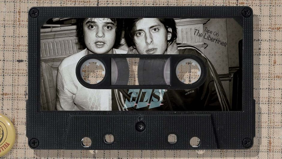 TAPE : The Libertines