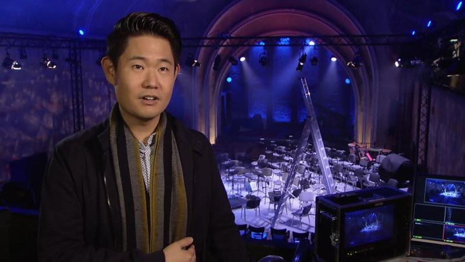 Vince Yi im Interview