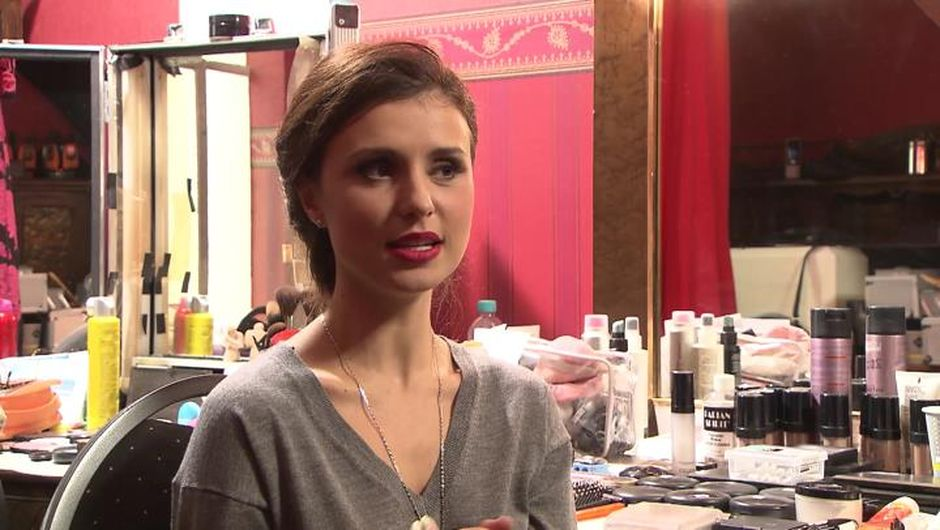 Valentina Nafornita im Interview