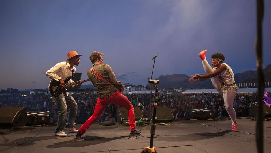 Hot Water Band | Africa Festival