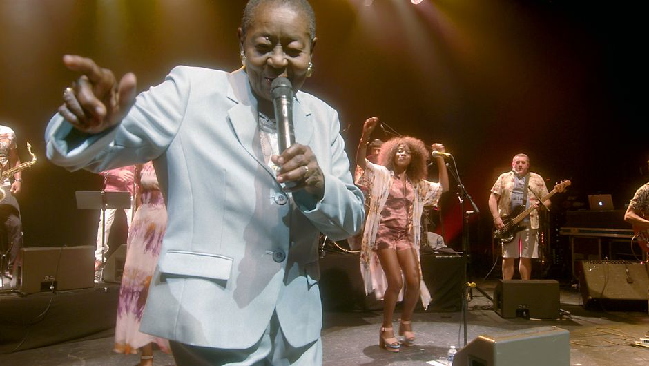 Calypso Rose A La Cigale