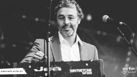 Baxter Dury @ Route du Rock - © Rod M