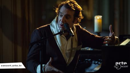 Chilly Gonzales © Veronique Fel